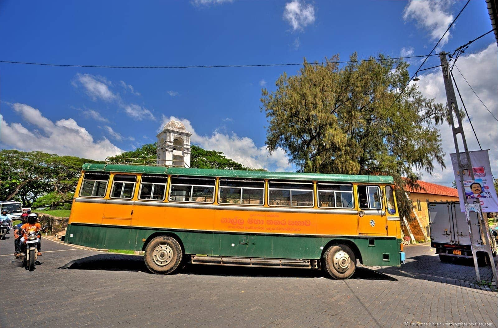 Bus Sri Lanka