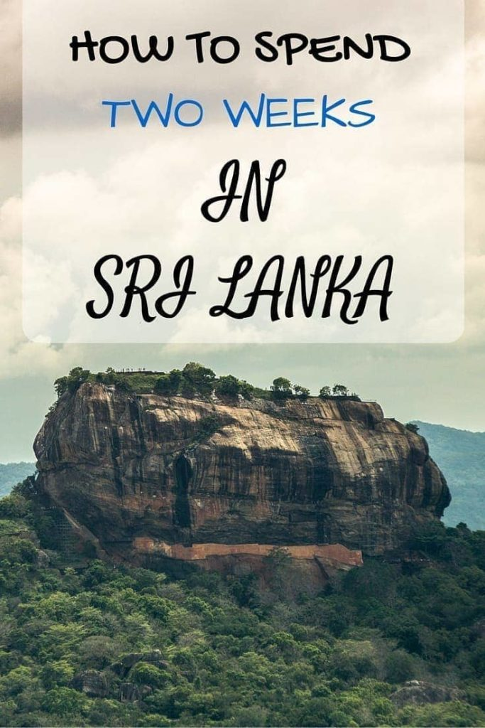 A detailed two week Sri Lanka itinerary, as well as resources and tips for getting the most out of your trip, from getting around through to where to stay and what to see!