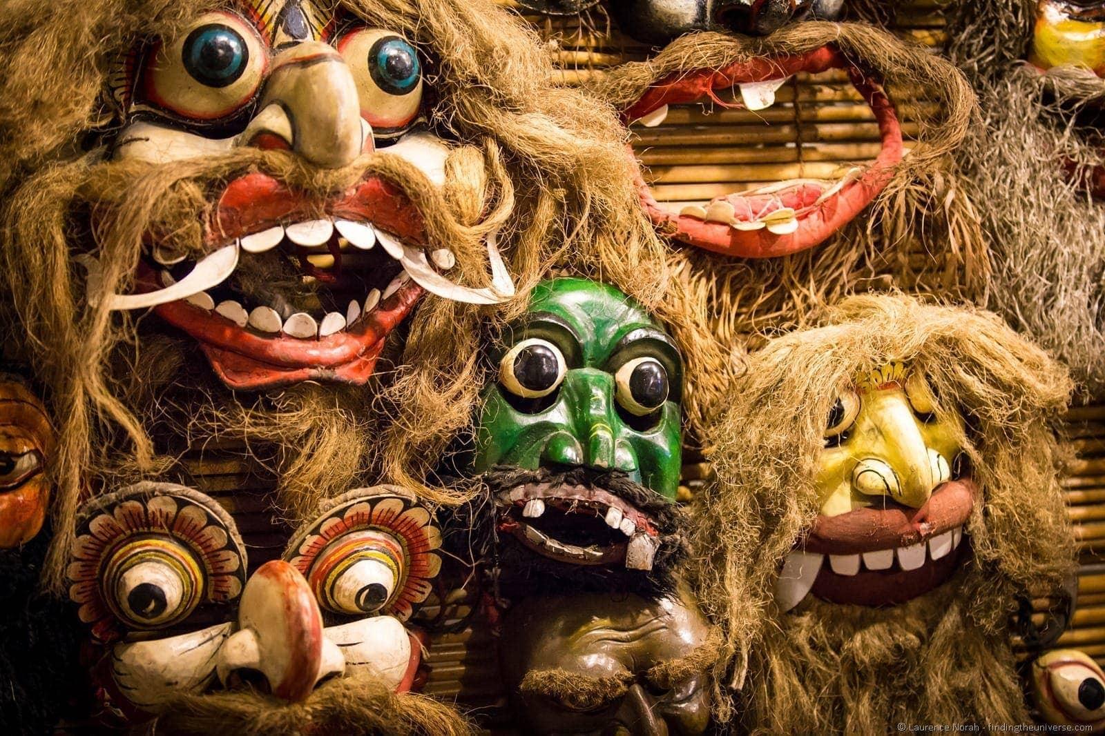 Sri Lanka masks_