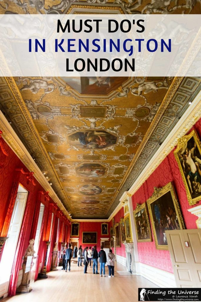 Things to Do in Kensington London from High Tea through to Museums and pubs!