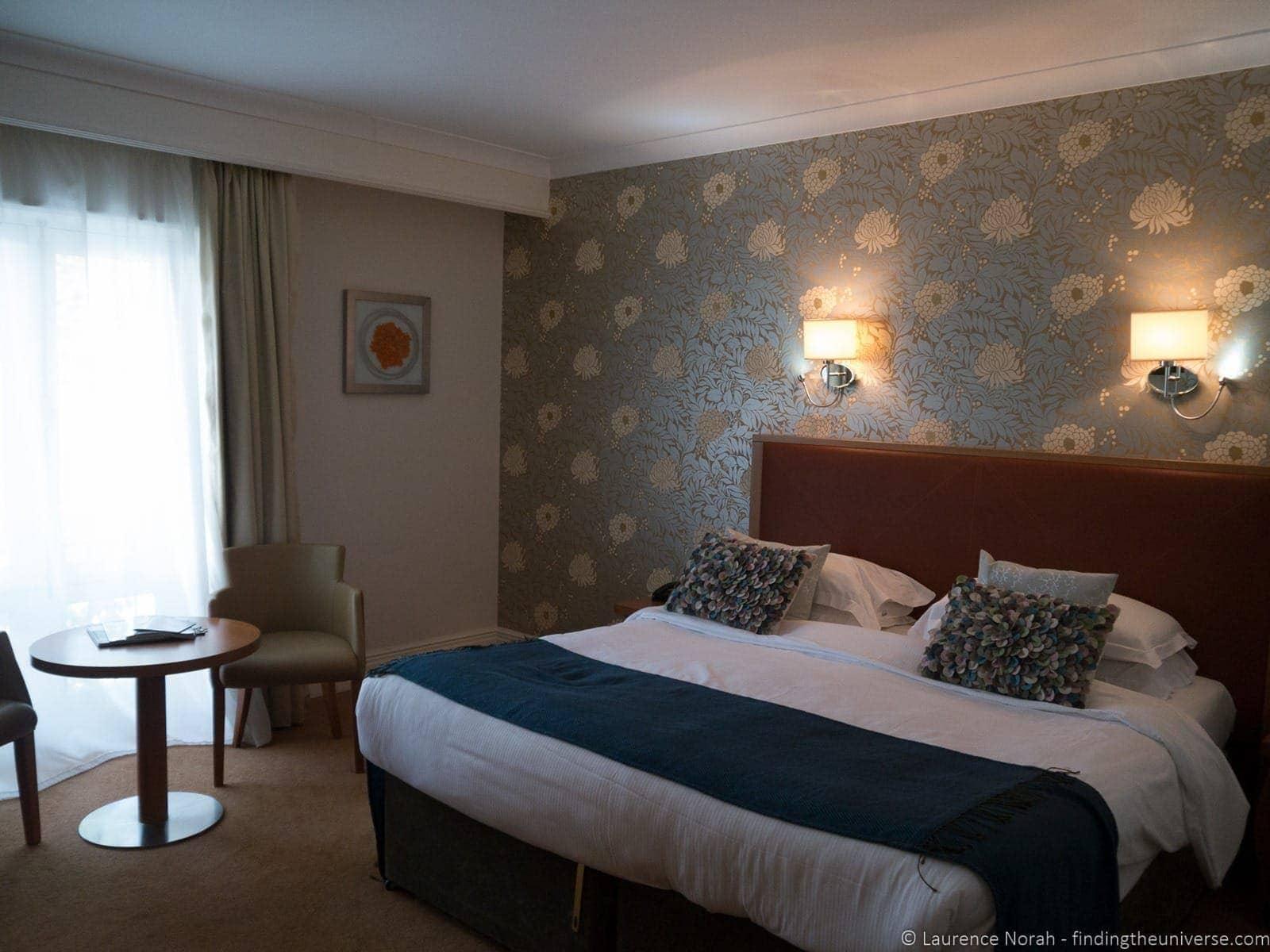Hawkwell House Hotel Oxford Room