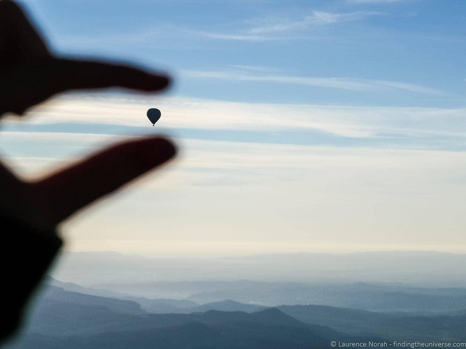Balloon Vol de Coloms Costa Brava 26
