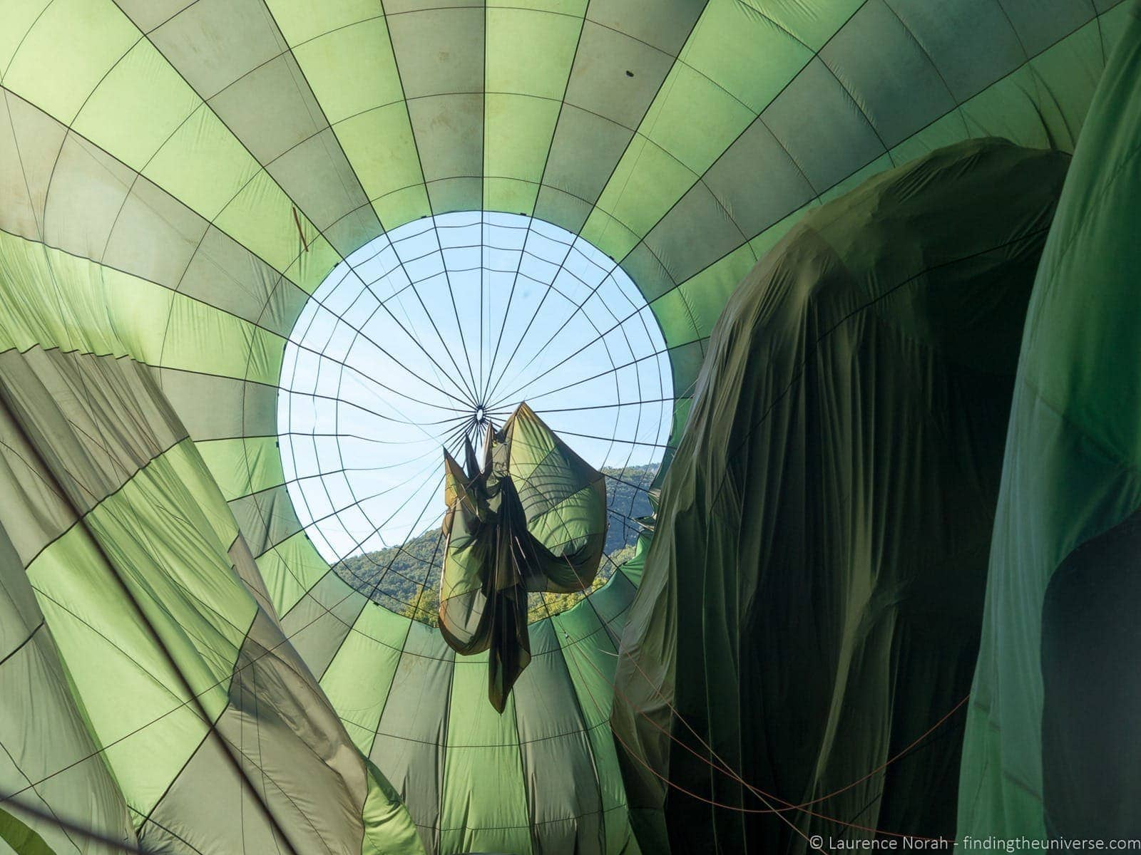 Balloon Vol de Coloms Costa Brava 34