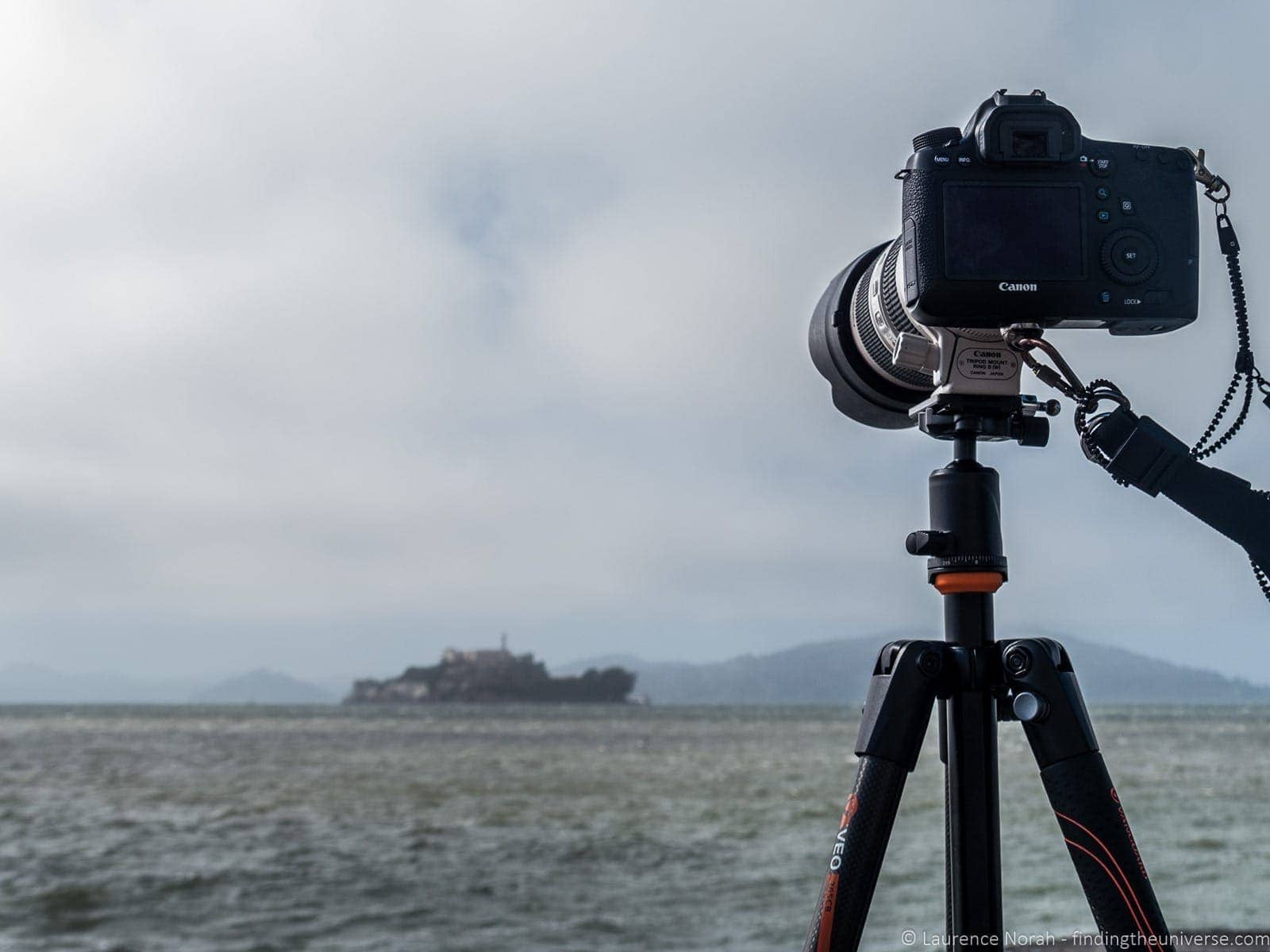 Shooting Alcatraz