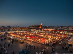 Wanders in Marrakech – A Photo Essay