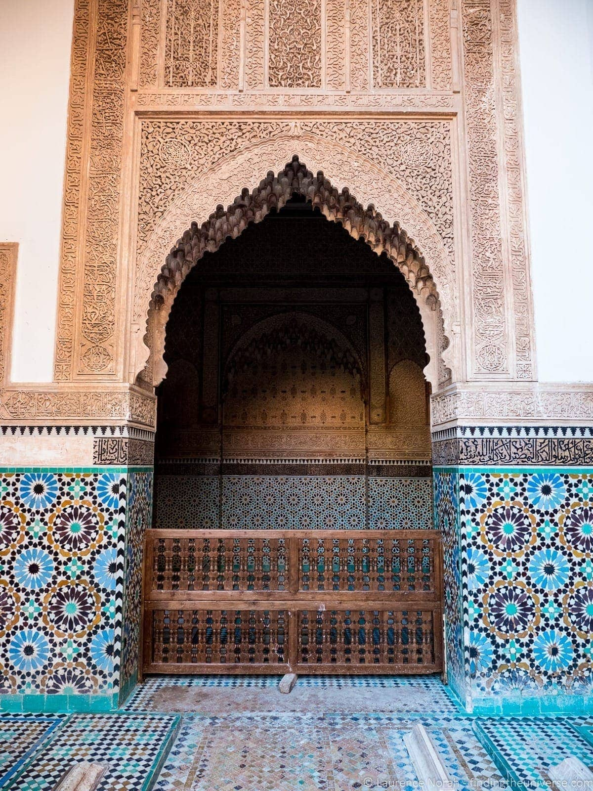 Marrakesh doorway