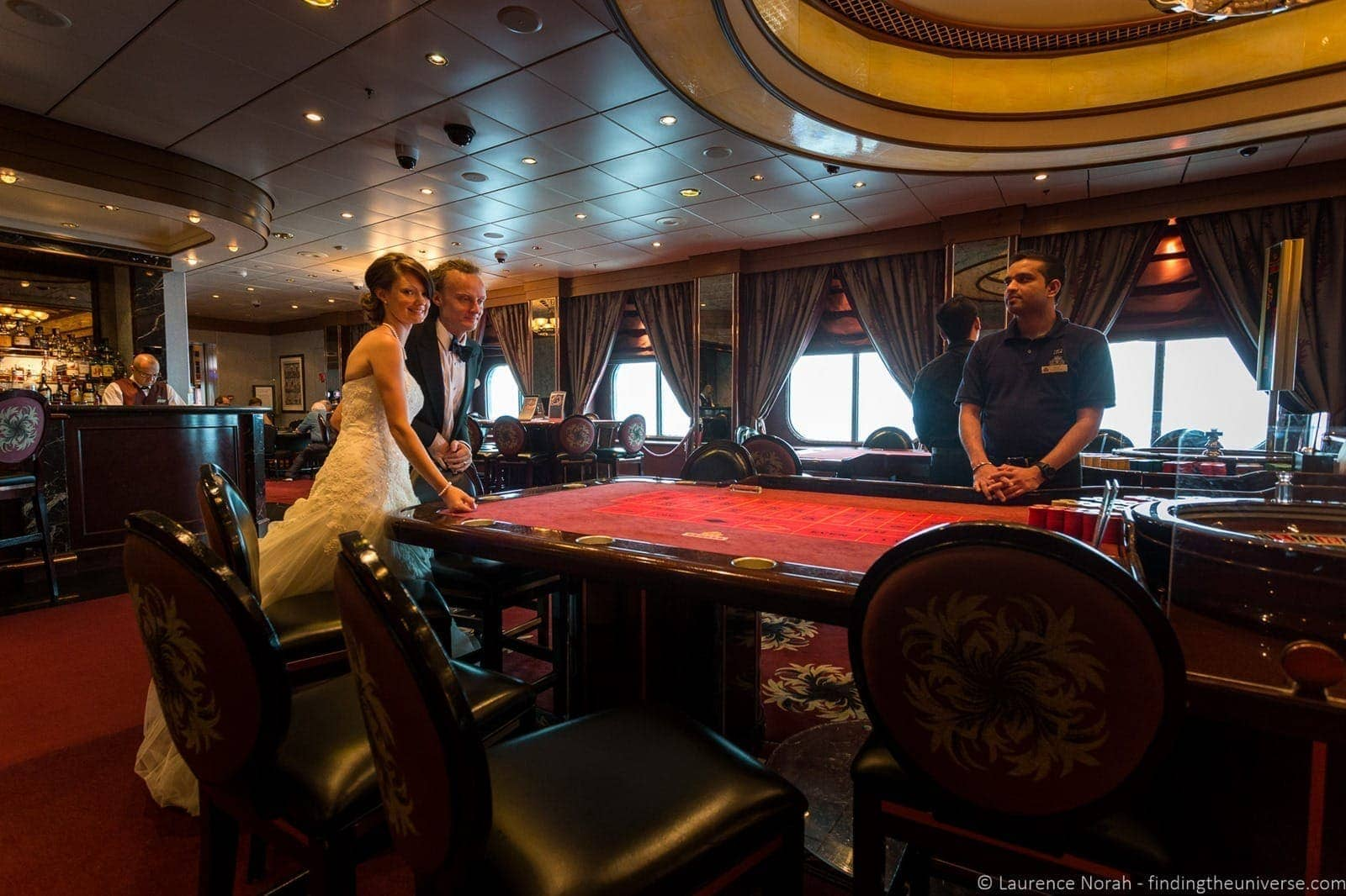 Photographing own Wedding on Queen Mary-10