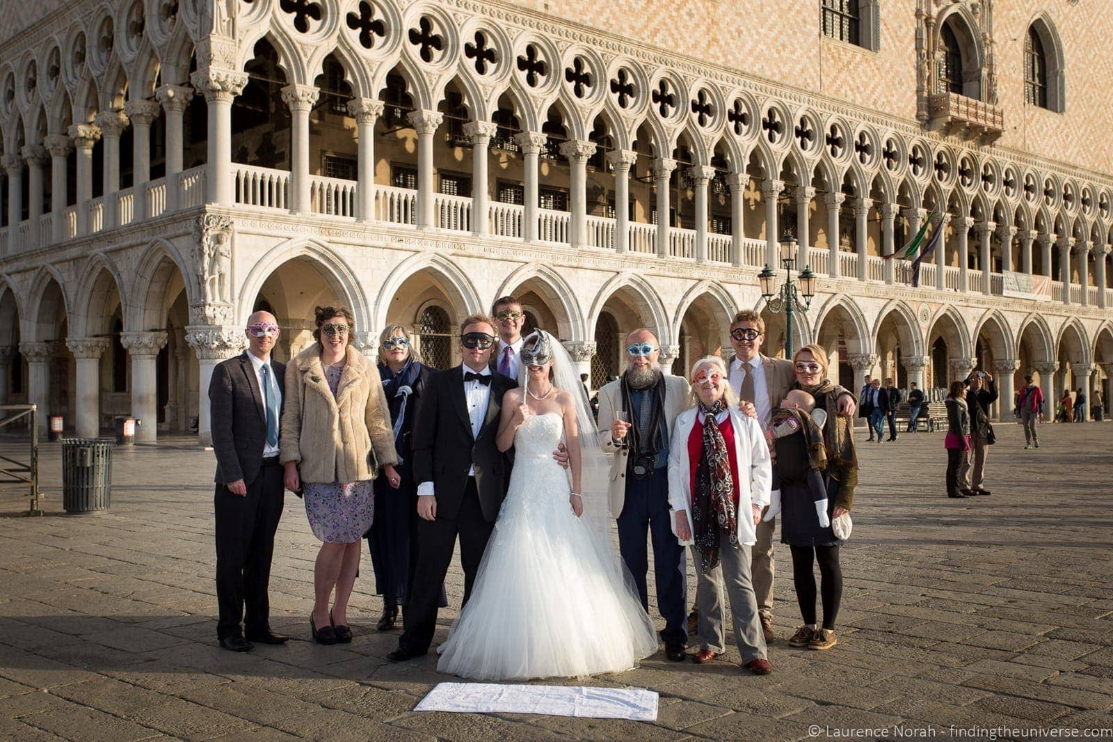 Venice wedding shoot VEO