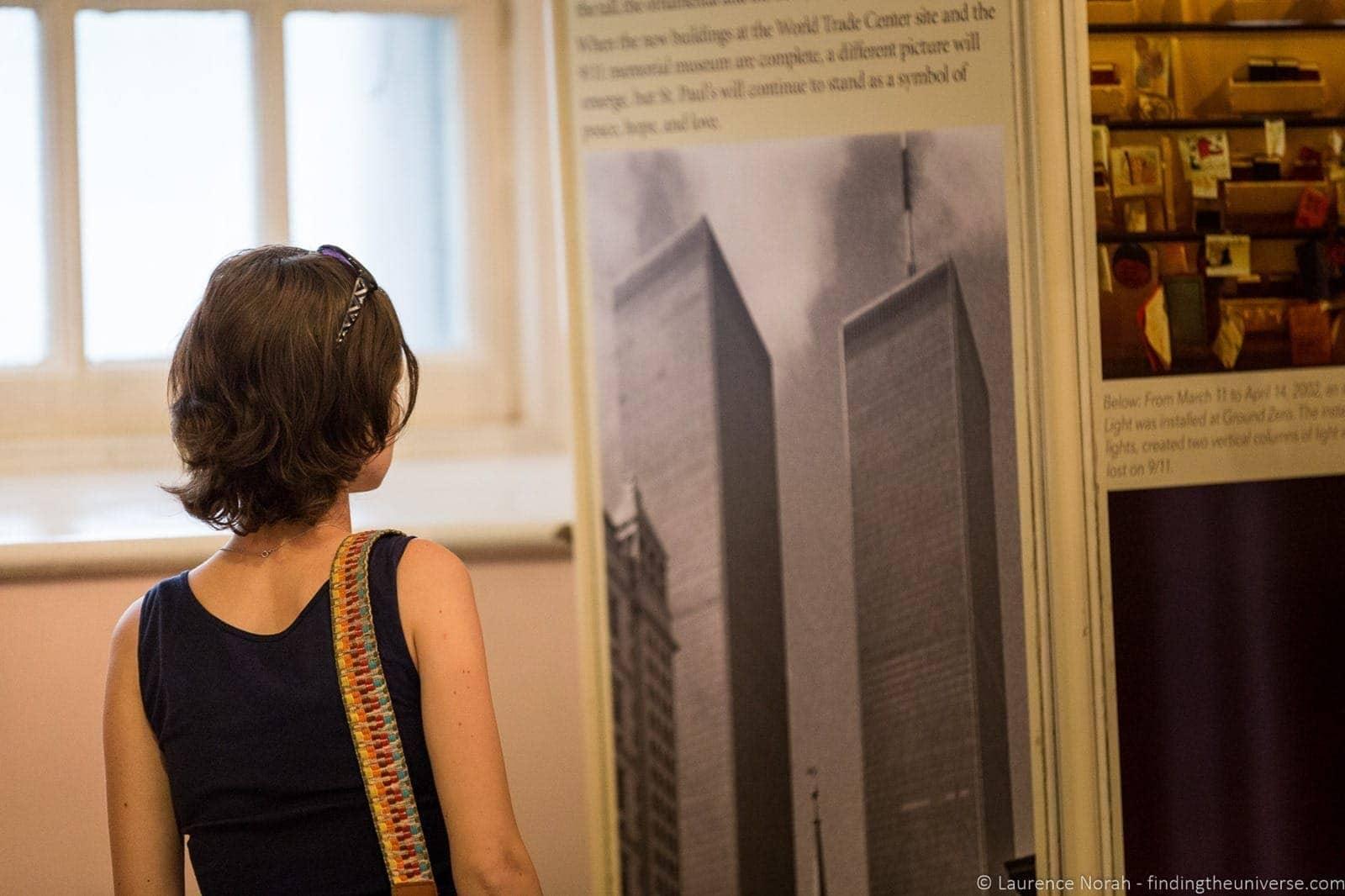 World trade center 9 11 walking tour walks of new york