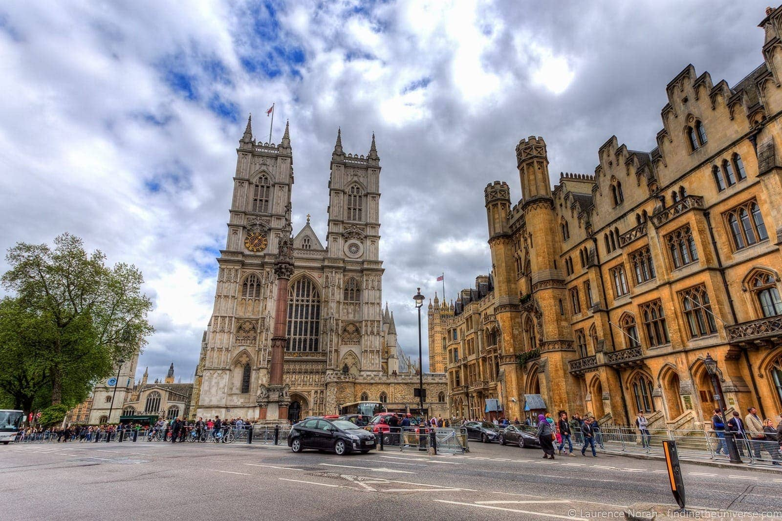 Westminster Abbey london photography location