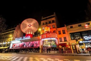 Experiencing the Moulin Rouge in Paris