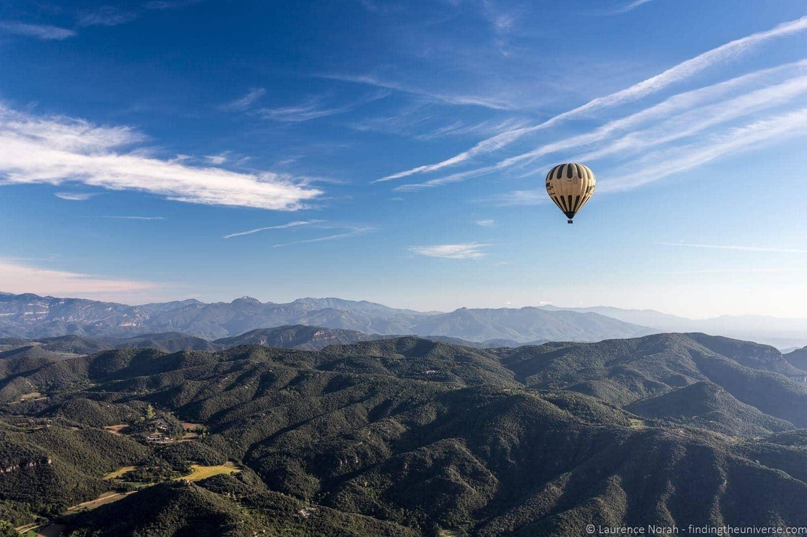 Balloon Vol de Coloms Costa Brava 29