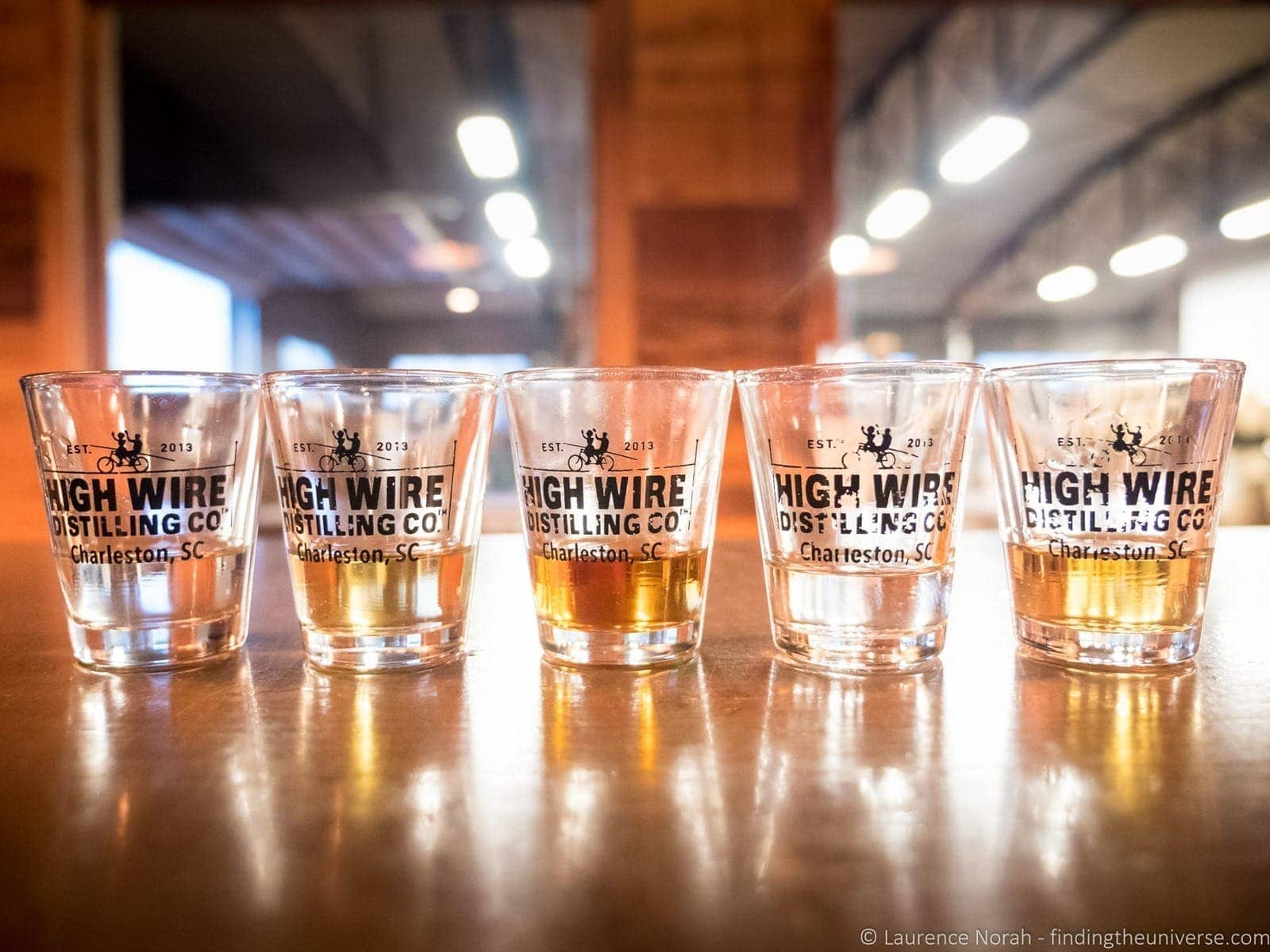 High wire distilling company charleston
