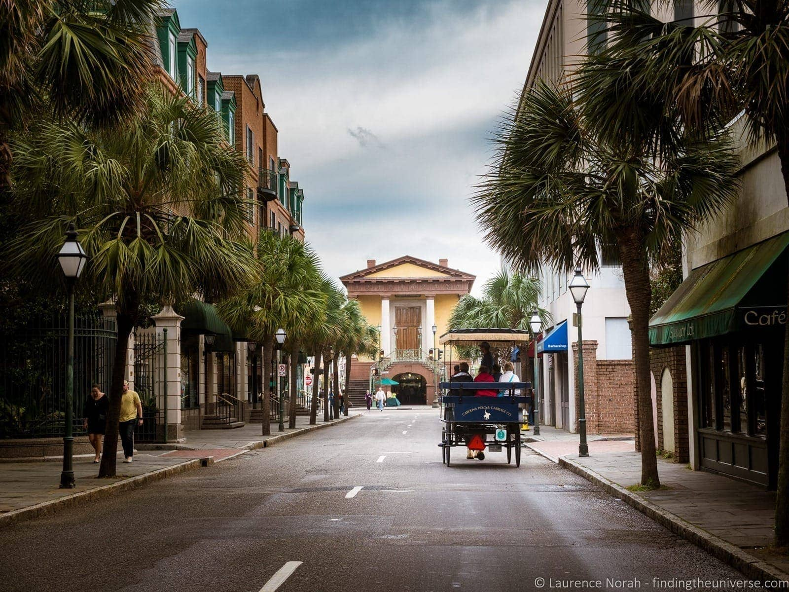 2 days in Charleston - Horse and Carriage Charleston