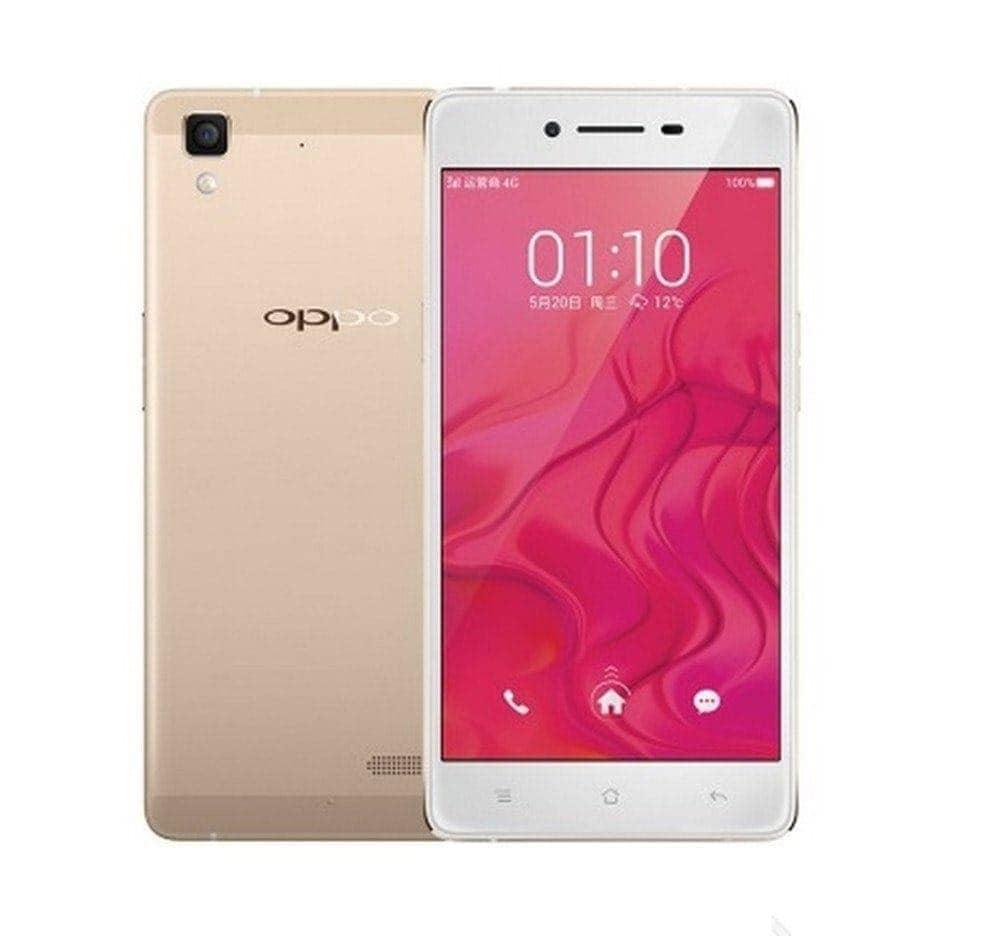 Oppo R7 Gold