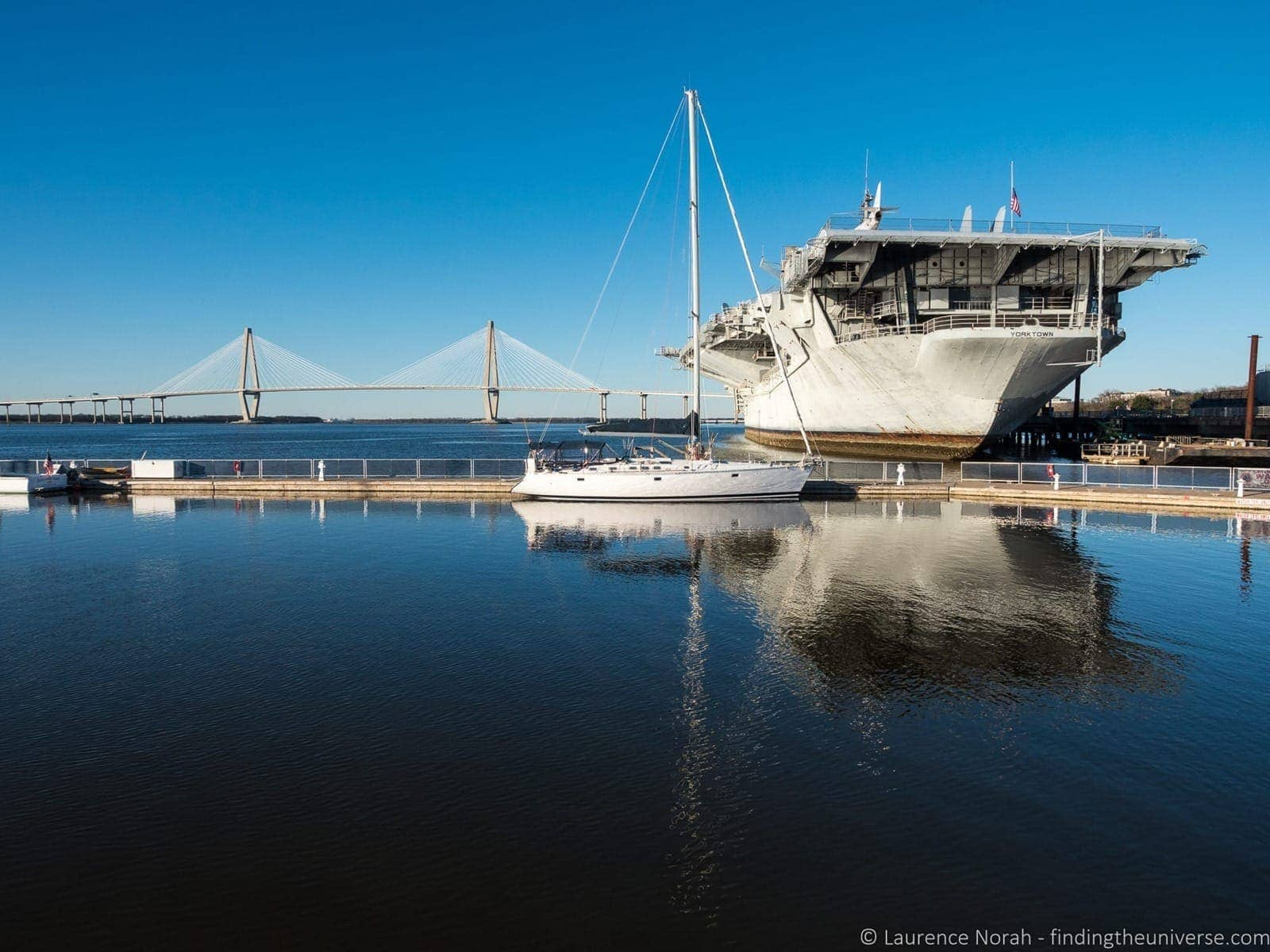 USS Yorktown Charleston