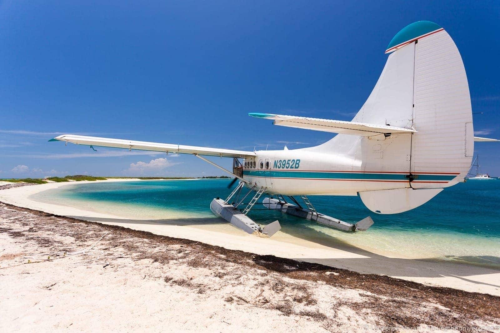 Sea plane Florida Keys