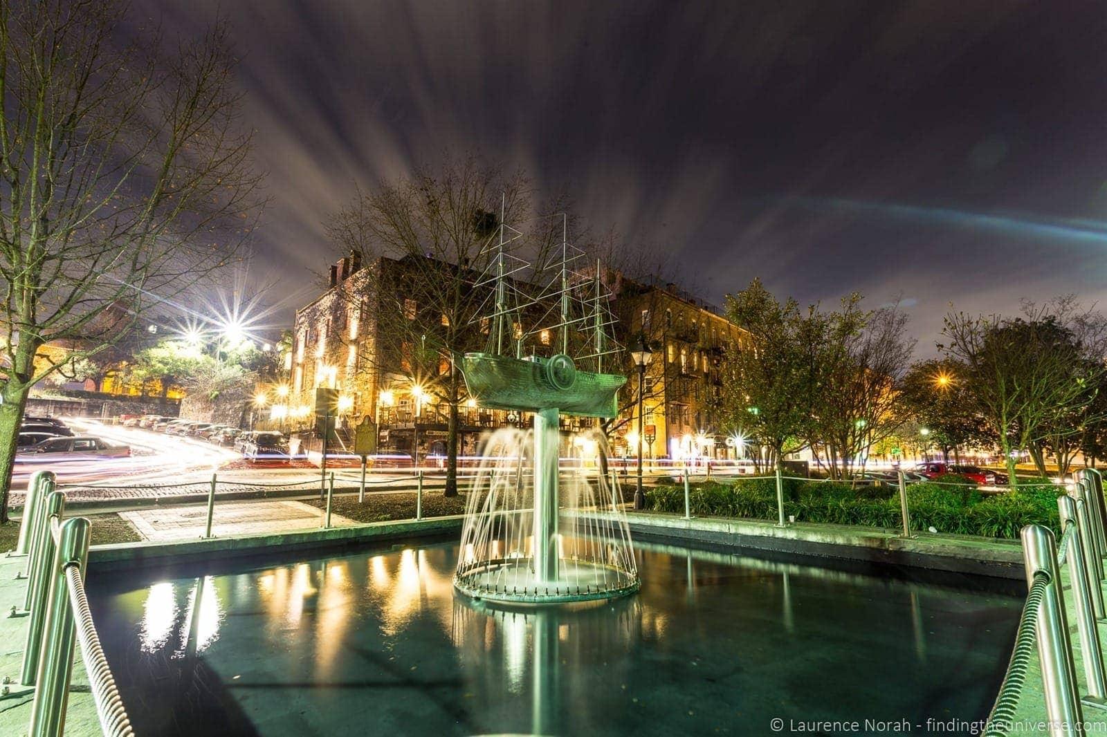 Places to Enjoy the Nightlife in Savannah