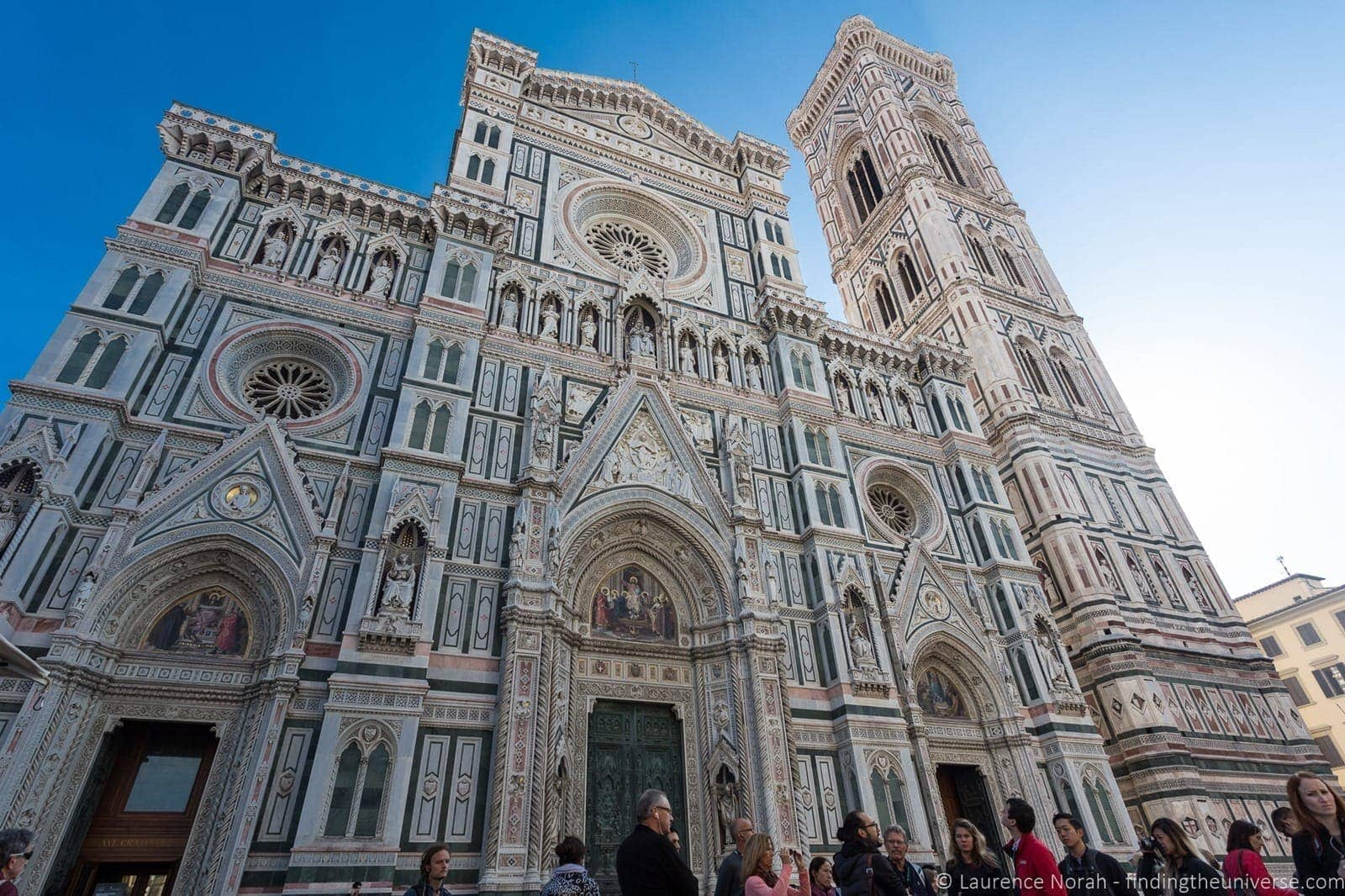 Florence Duomo front
