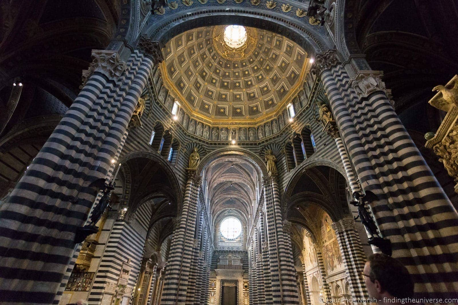 Interior Siena Cathedral