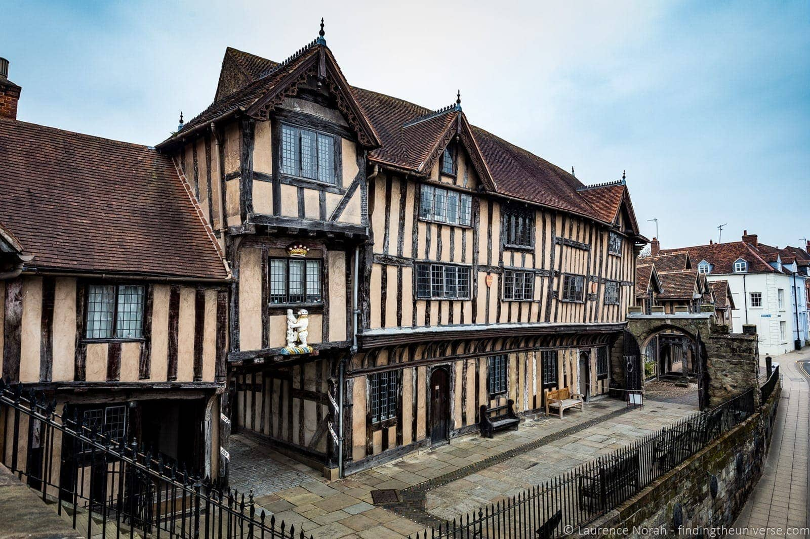 Lord Leycester Hospital Warwick UK