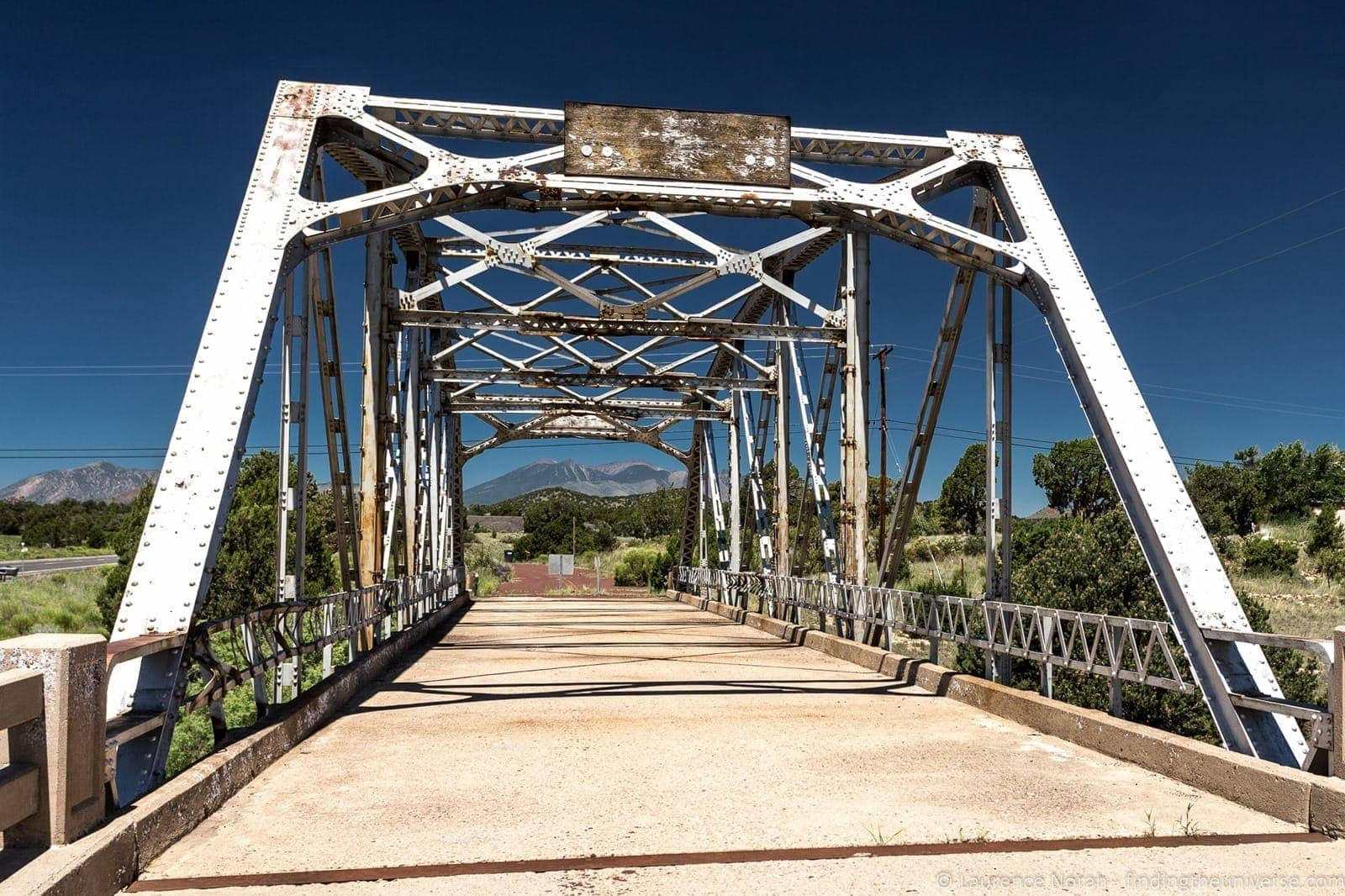 Bridge Route 66 Flagstaff Arizona