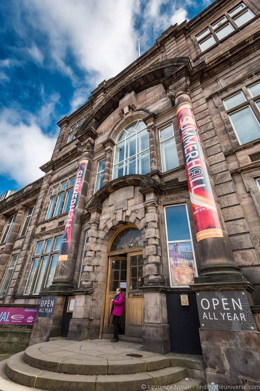 Edinburgh International Science Festival Summerhall