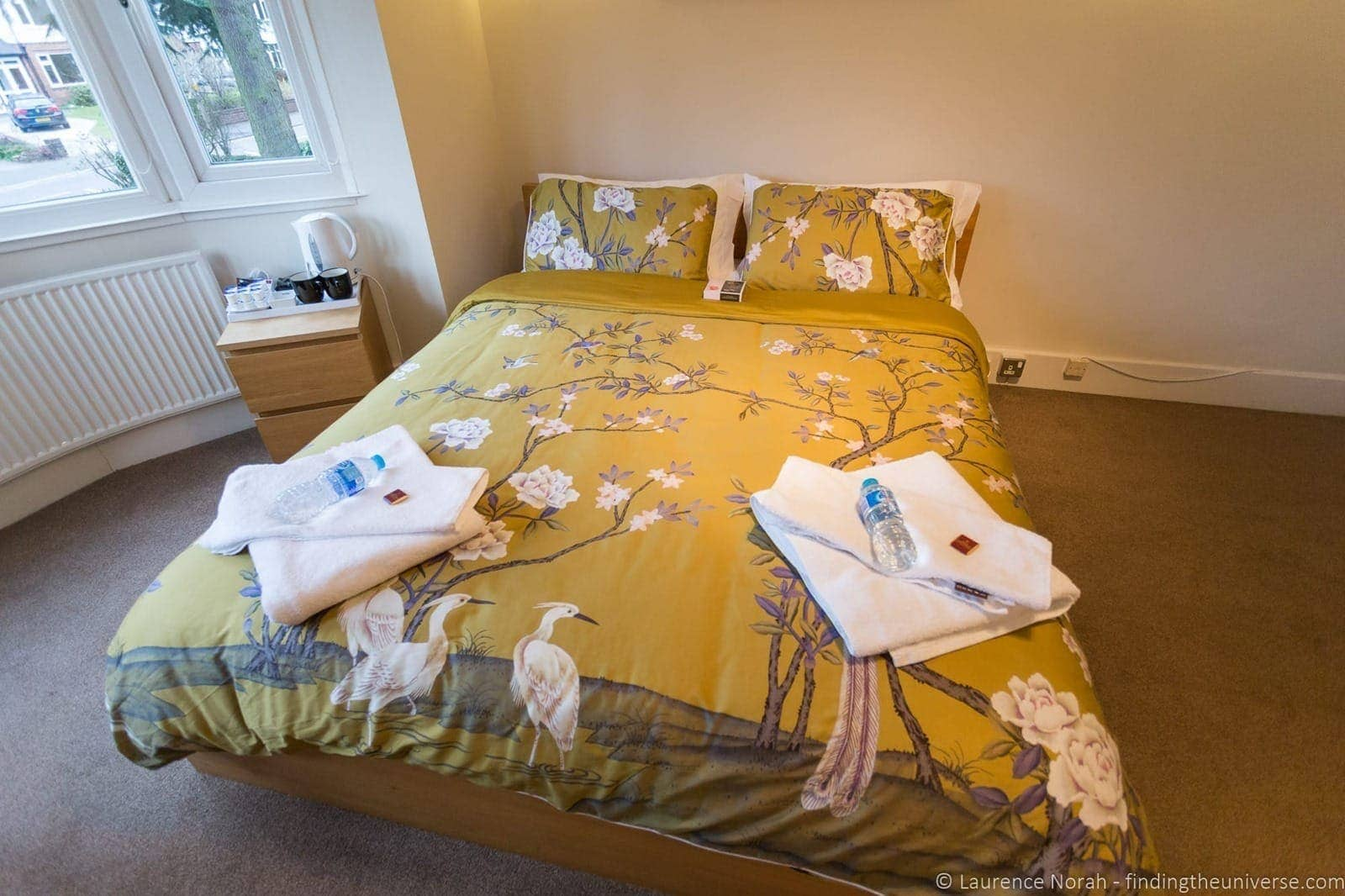 Homestay review Birmingham b and b