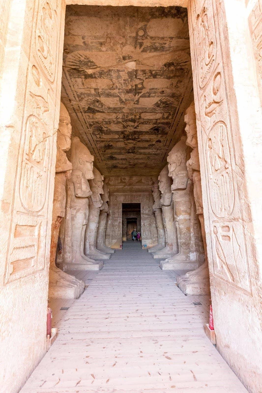 Abu Simbel Temples Egypt