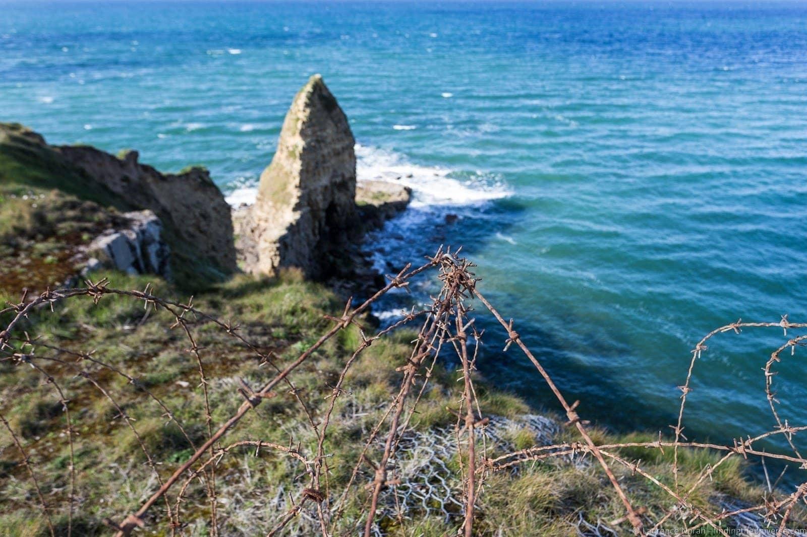 American Battle Monument Point Du Hoc 3
