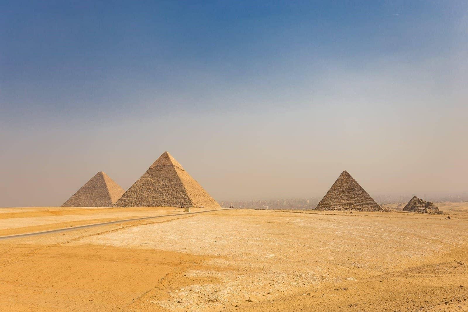 Egypt for Christmas
