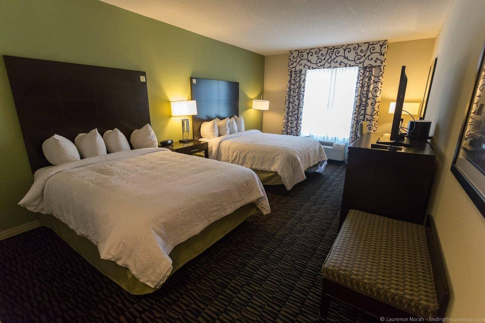 Hotel Room Baton Rouge