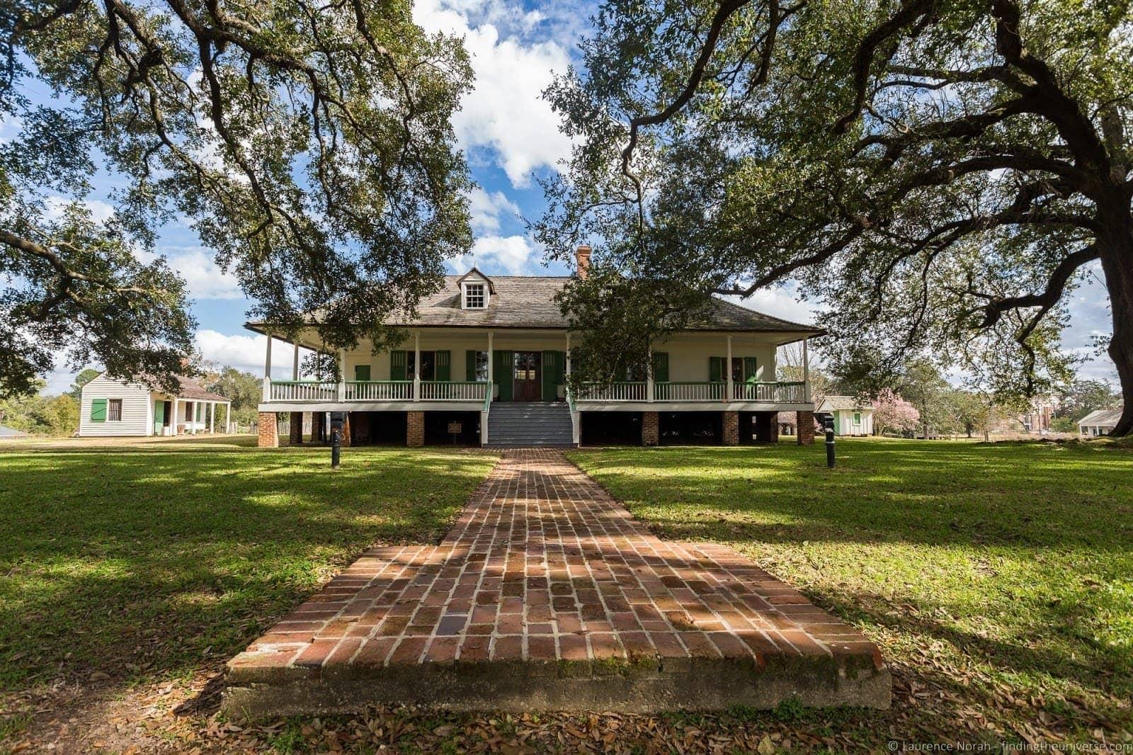 Magnolia Mount Plantation Baton Rouge