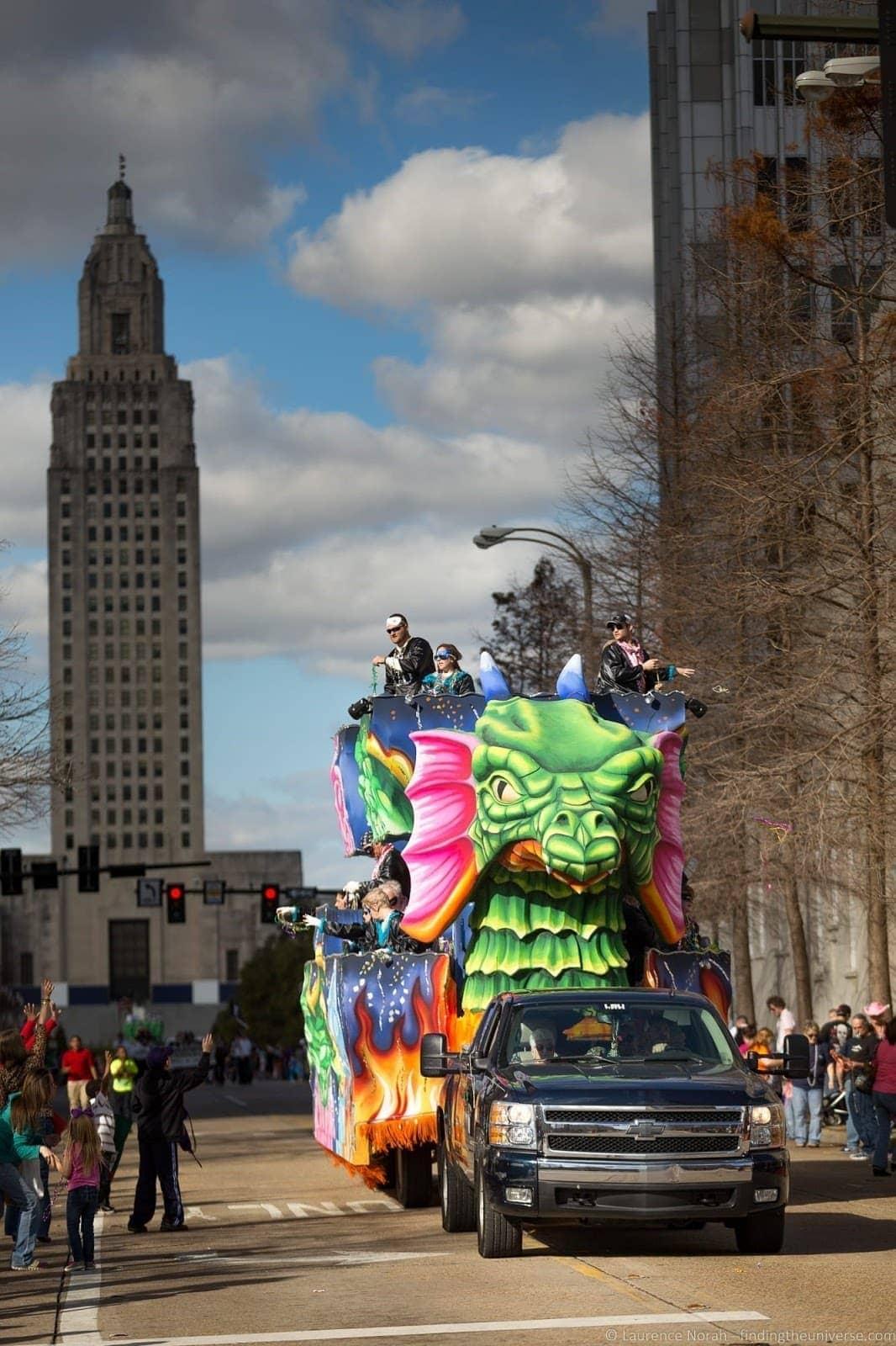Mardi Gras Baton Rouge