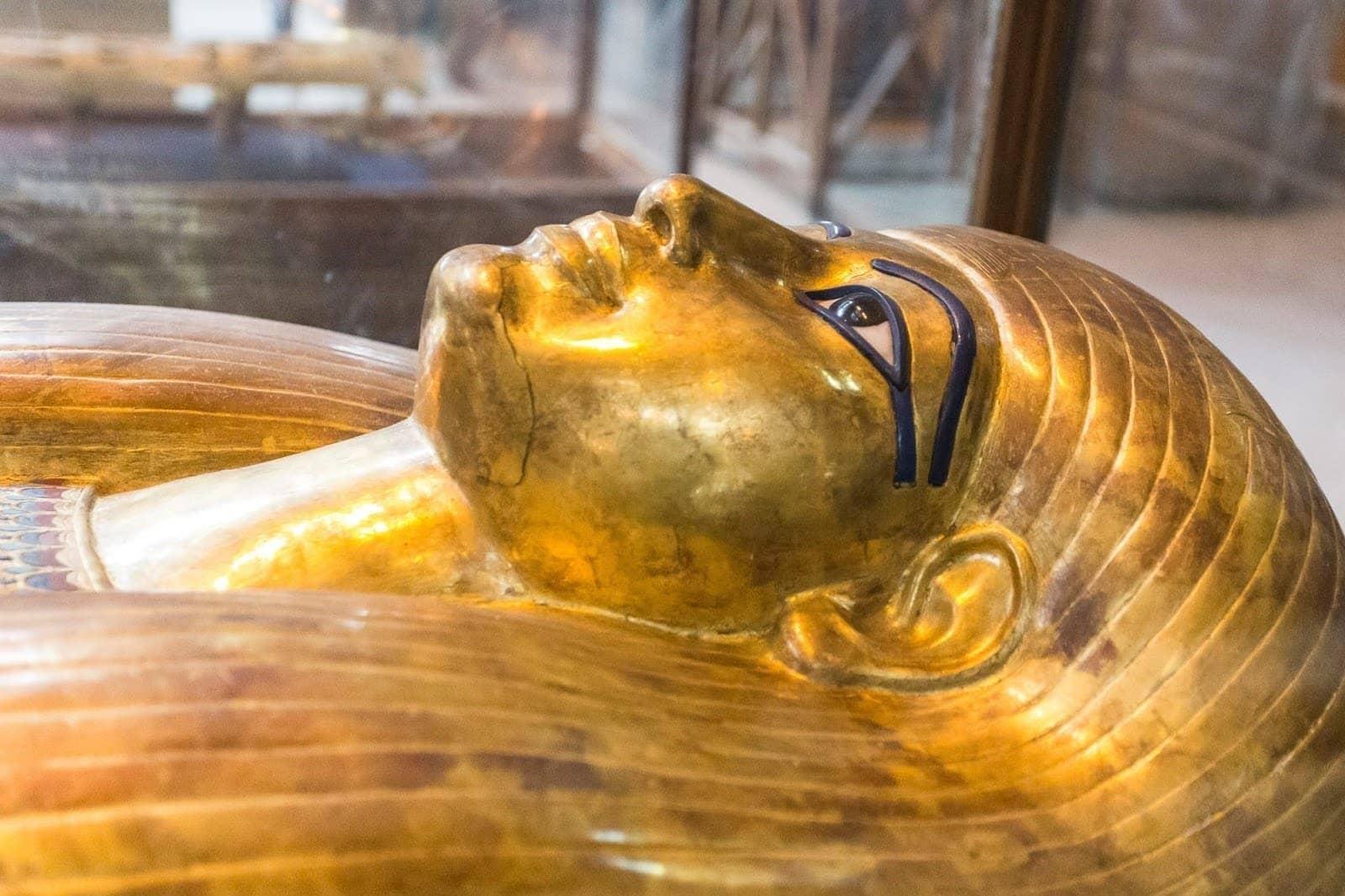 Mask Cairo Museum