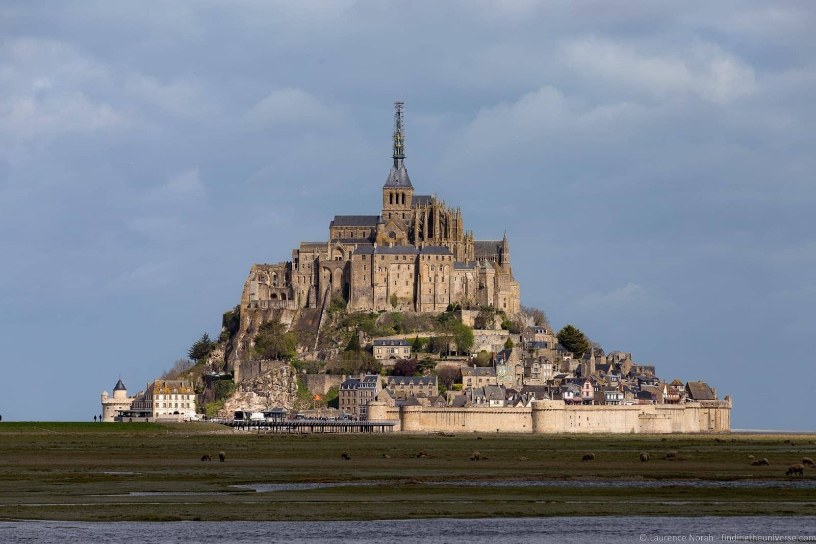 2 Days in Normandy - Mont St. Michel