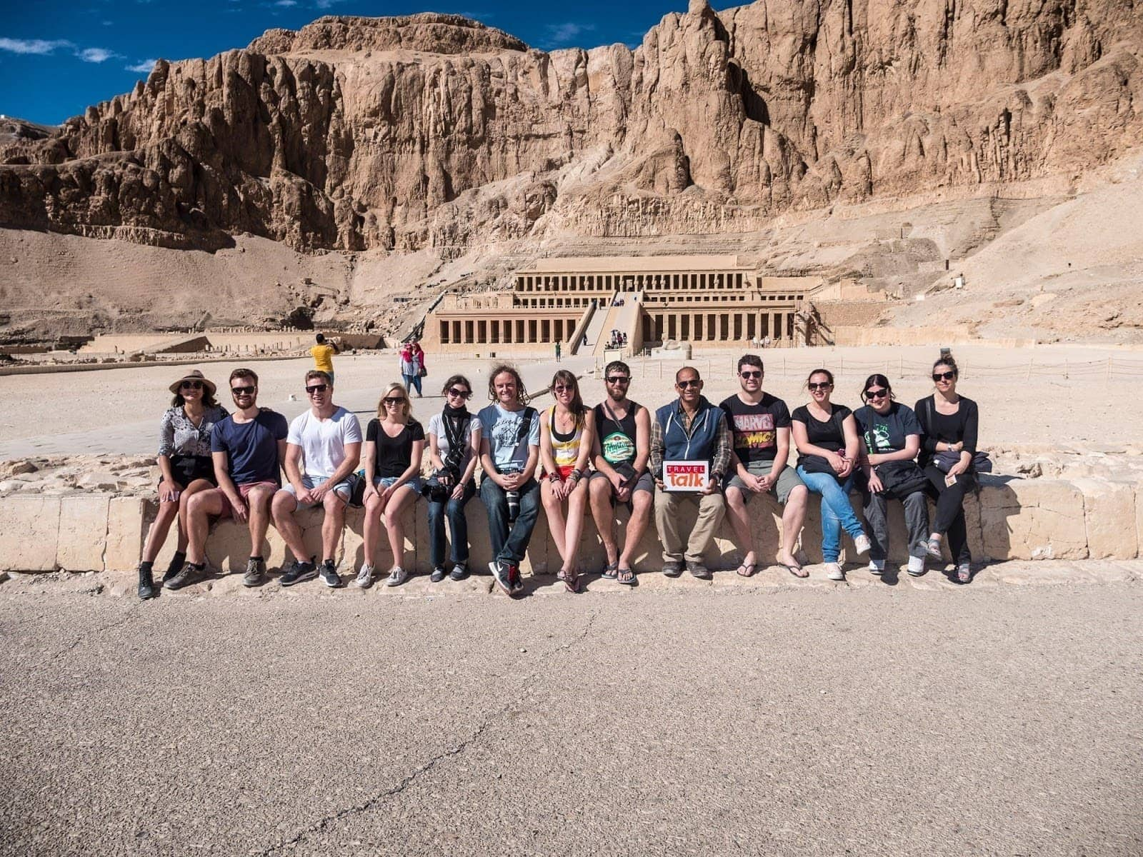 Mortuary Temple of Hatshepsut Egypt