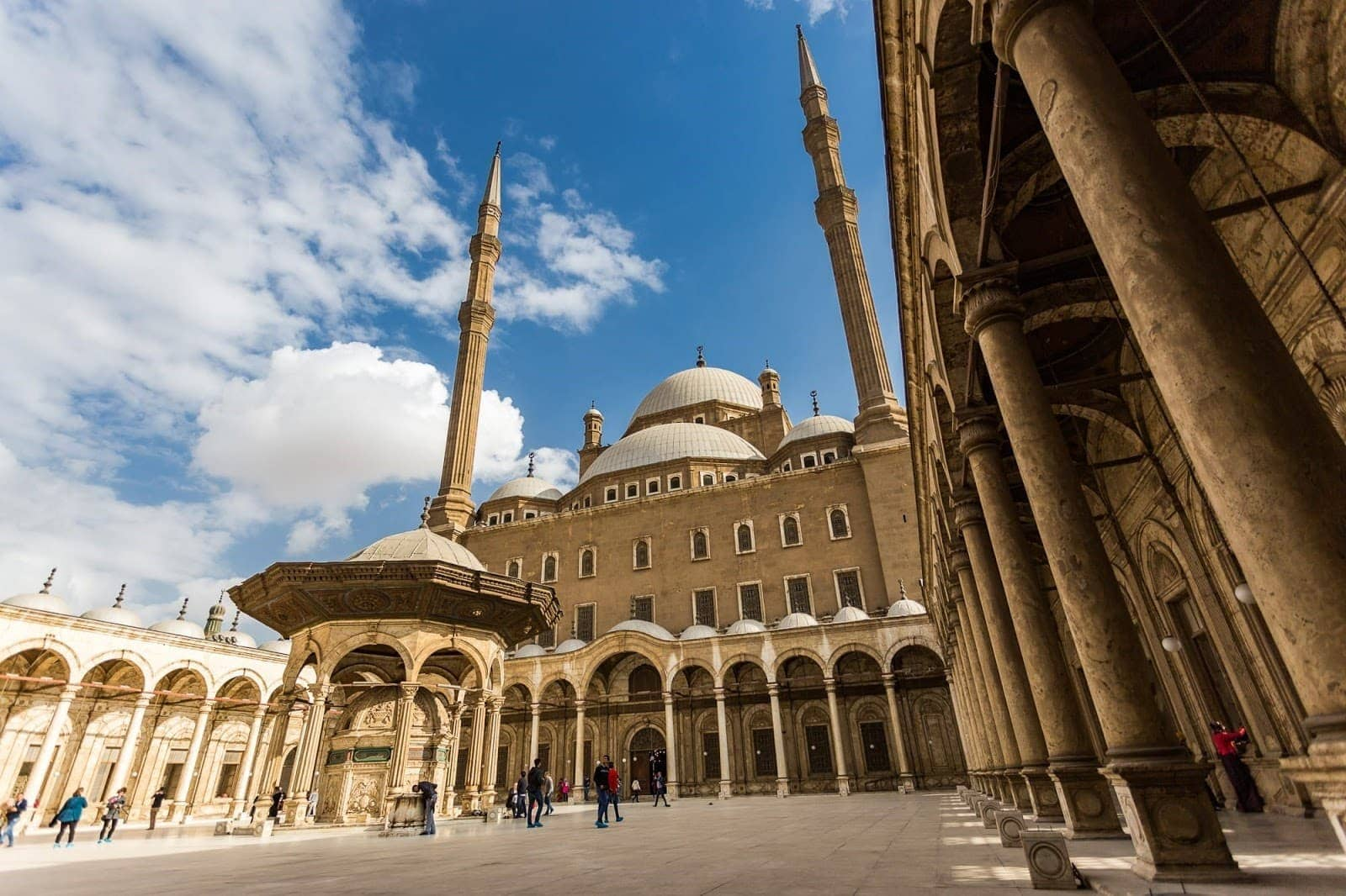 Mosque of Muhammad Ali Cairo Egypt
