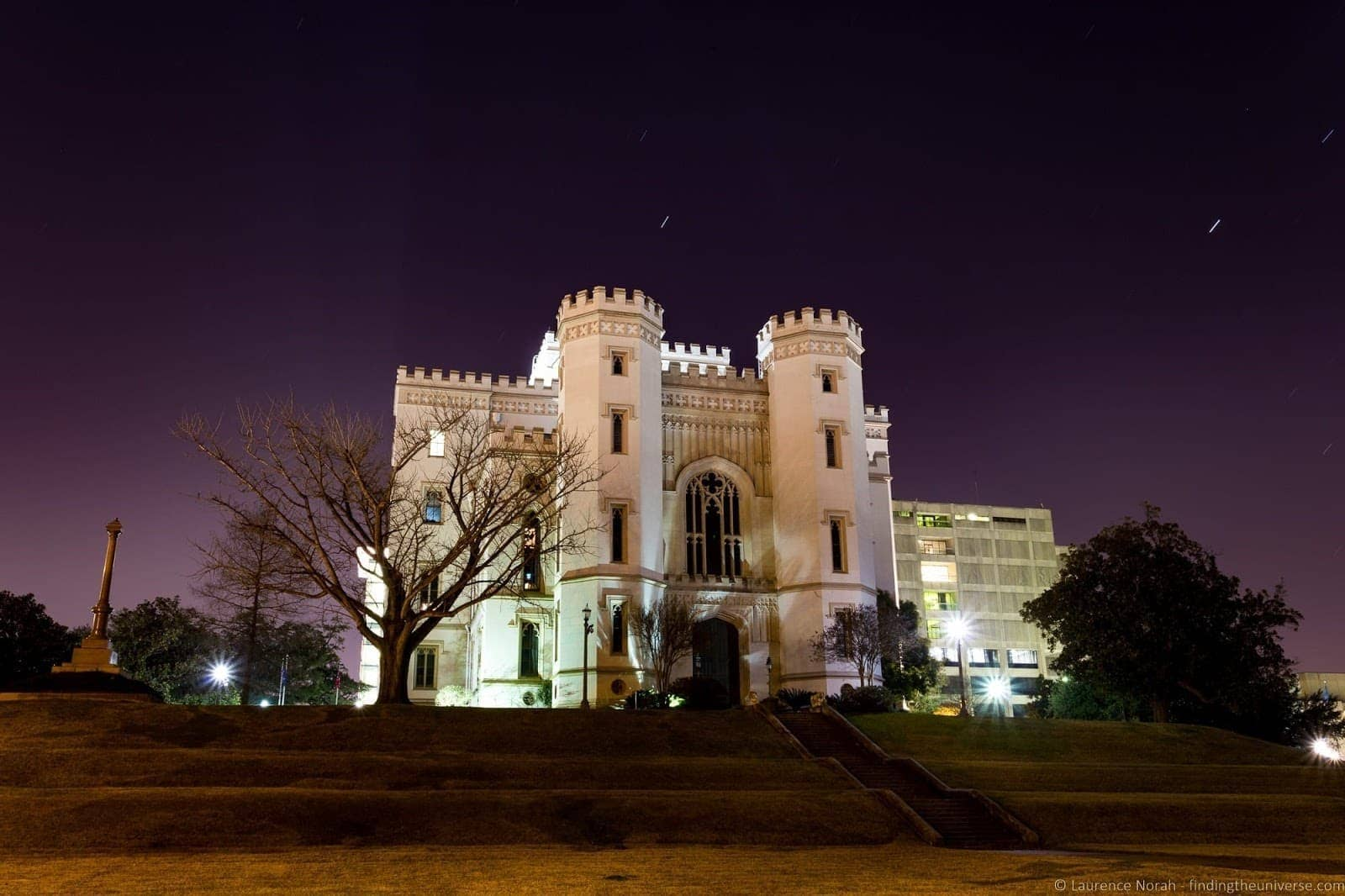 Old State Capitol Building Baton Rouge