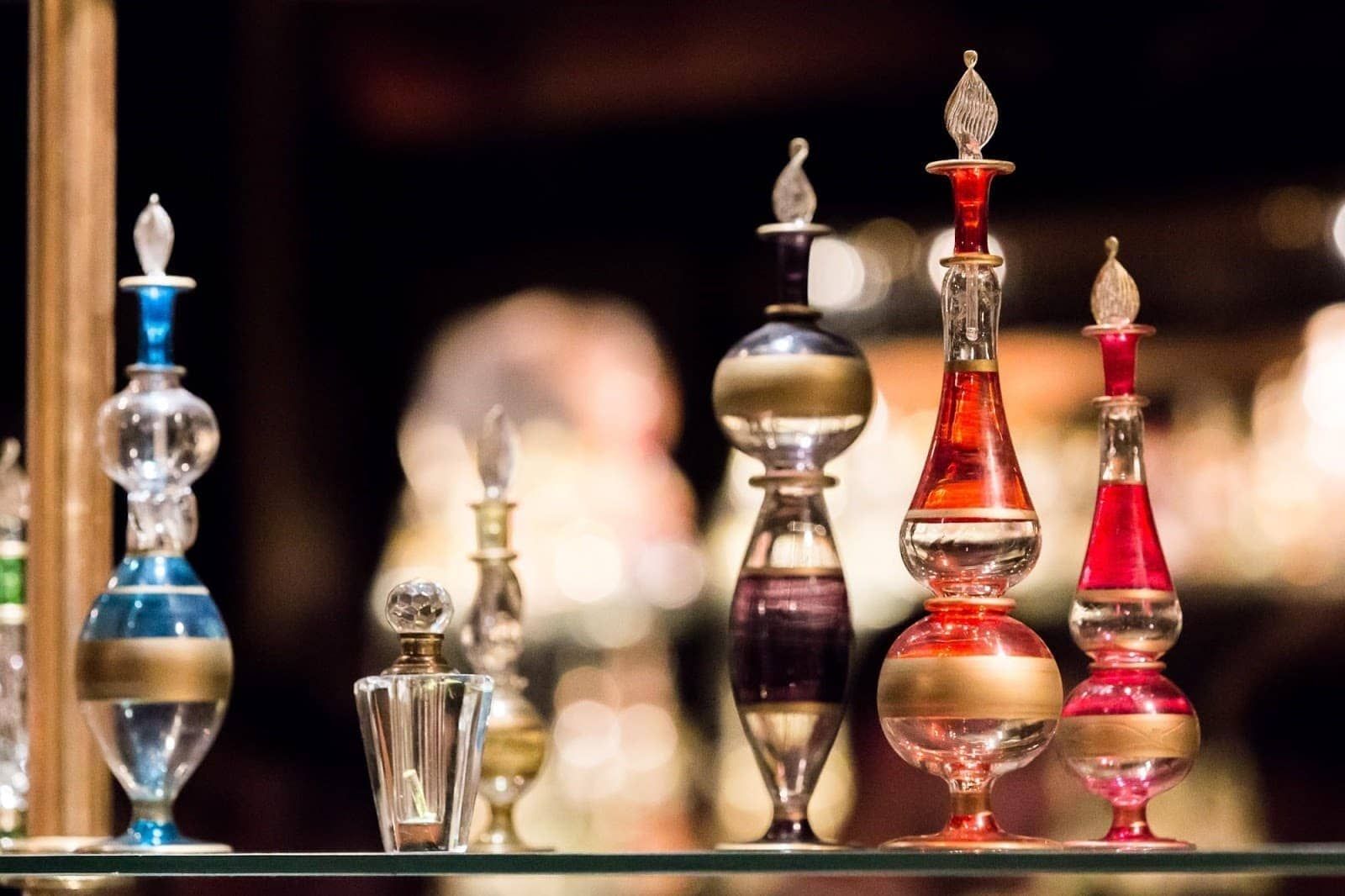 Perfume store Cairo Egypt
