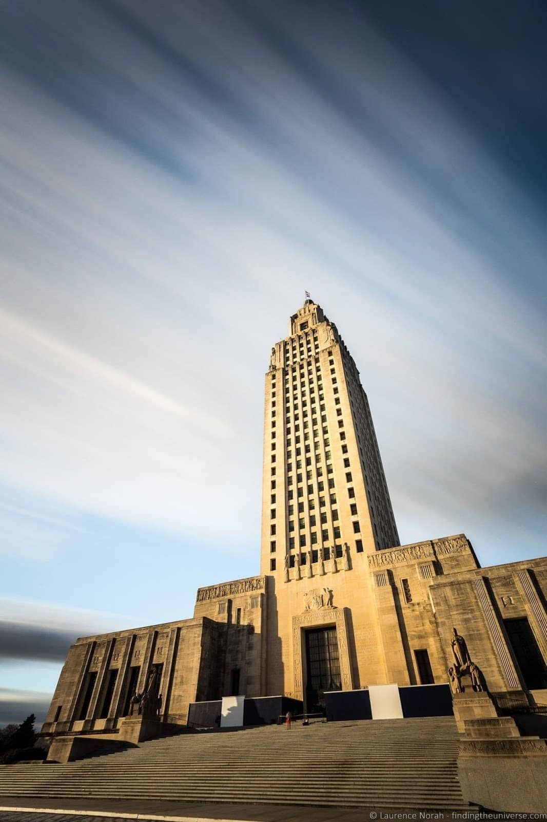 State Capitol building Baton Rouge