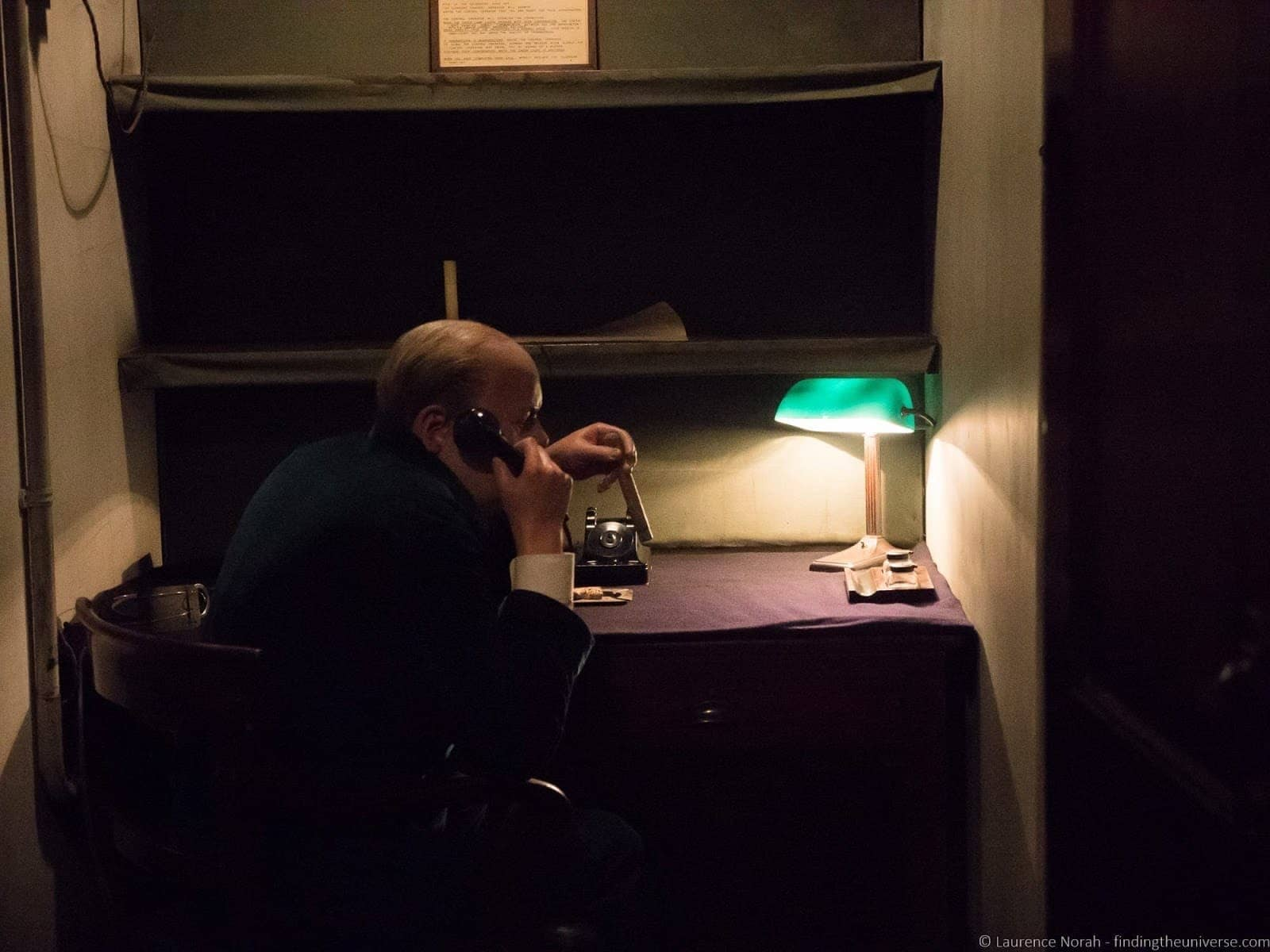Churchill War Rooms 1