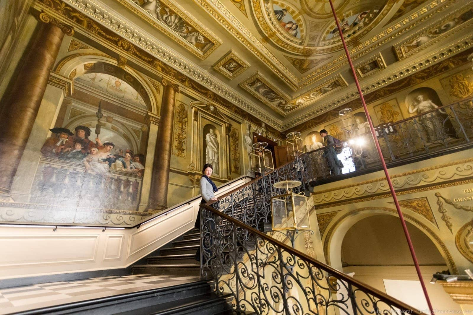 Kensington Palace Staircase