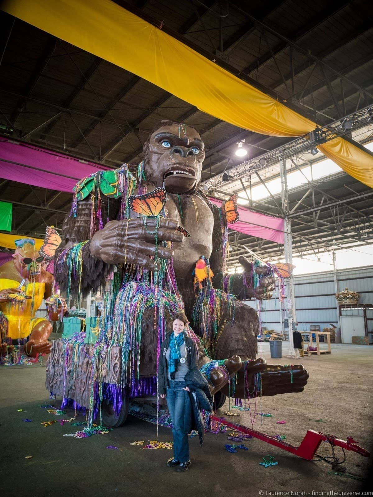Mardi Gras World New Orleans