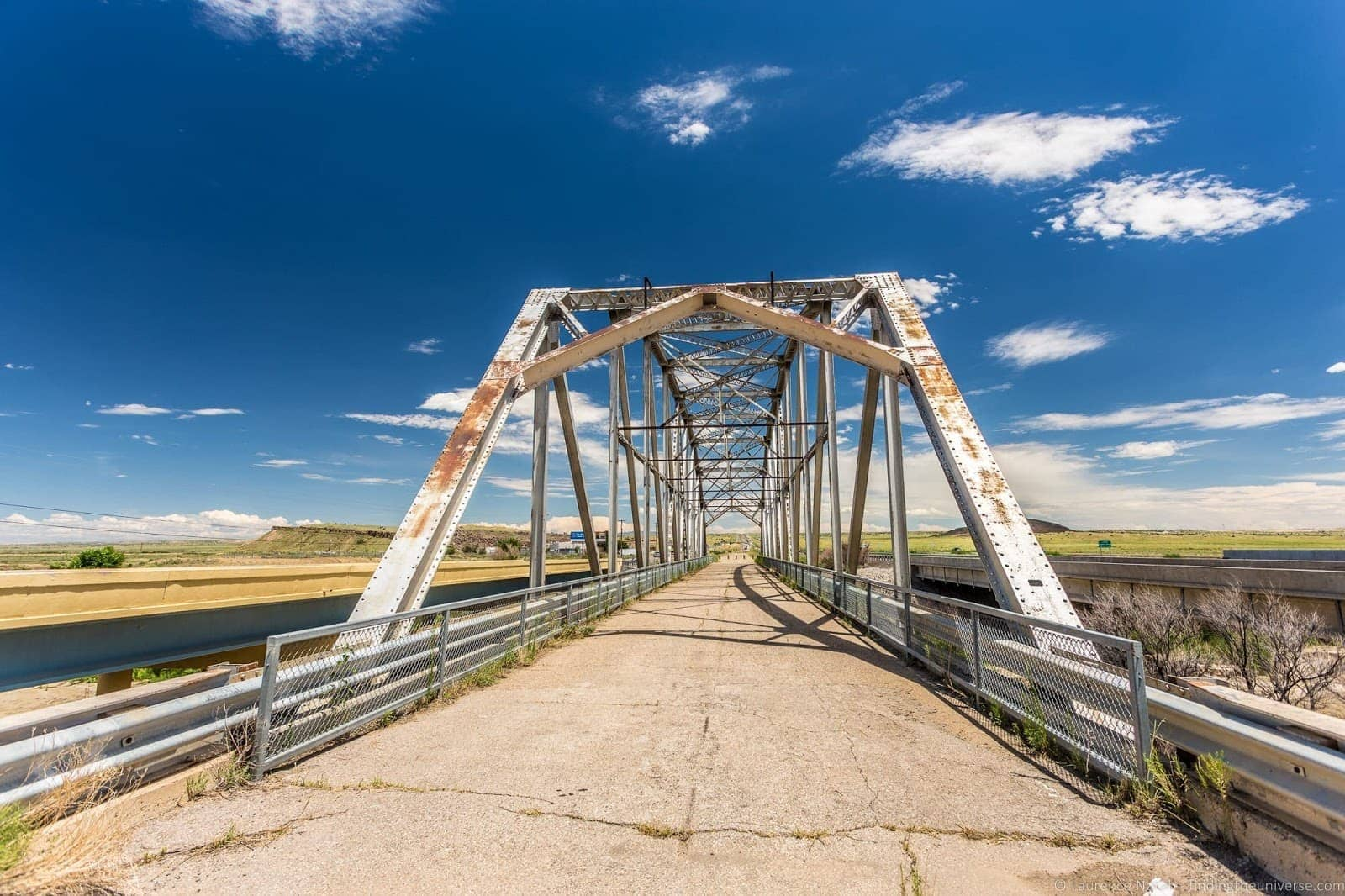Route 66 Bridge New Mexico