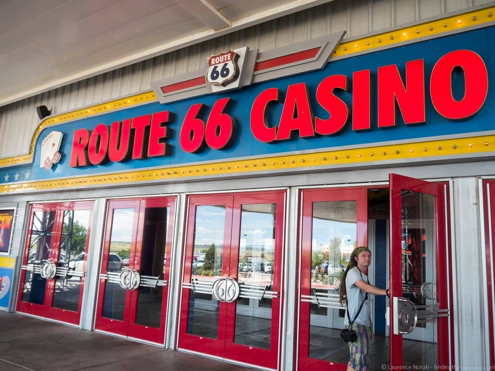 Route 66 Casino New Mexico