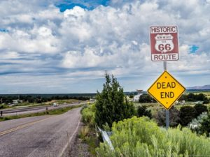 Highlights of Route 66 New Mexico – In Photos
