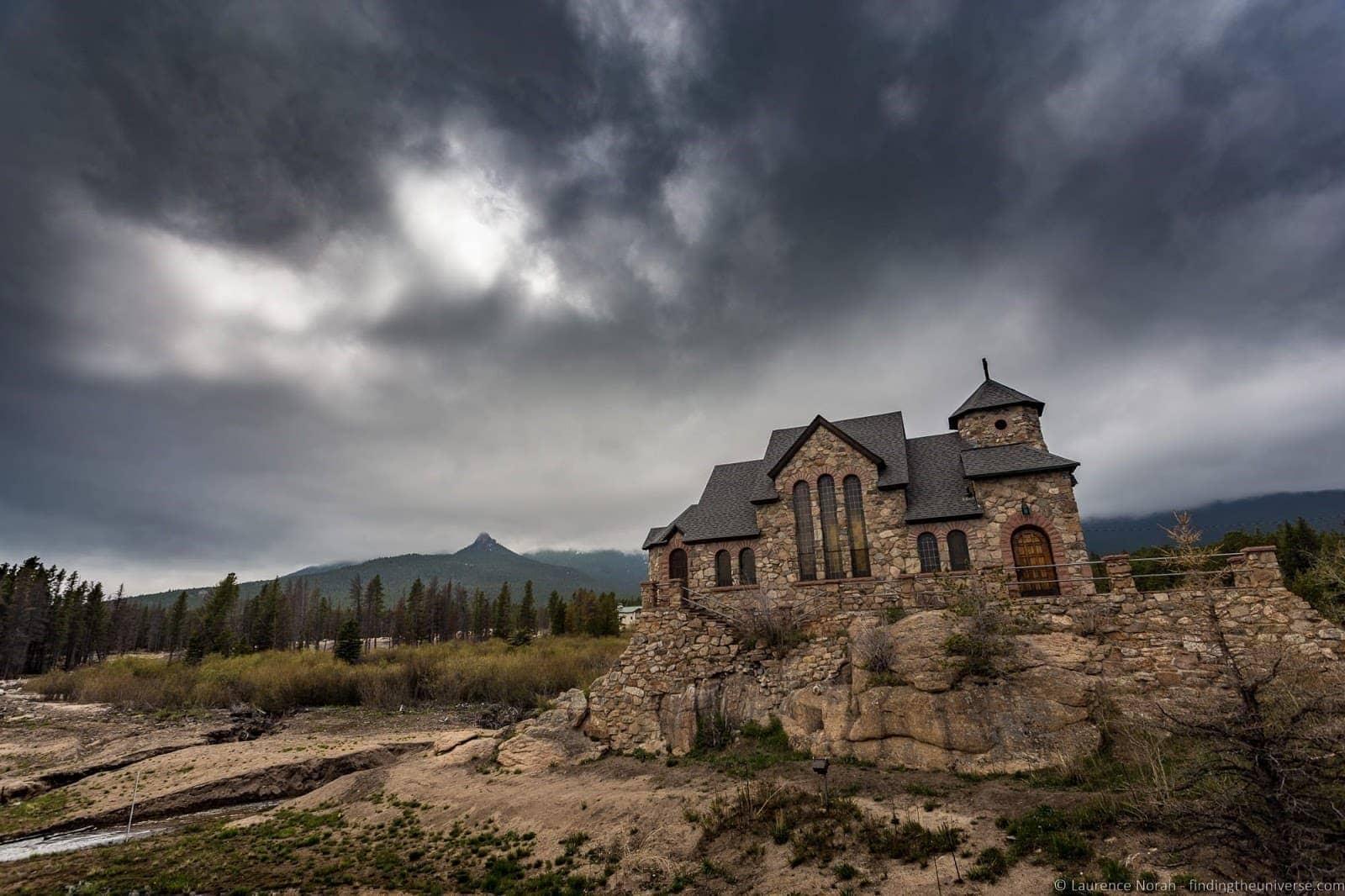 Chapel on the Rock Colorado