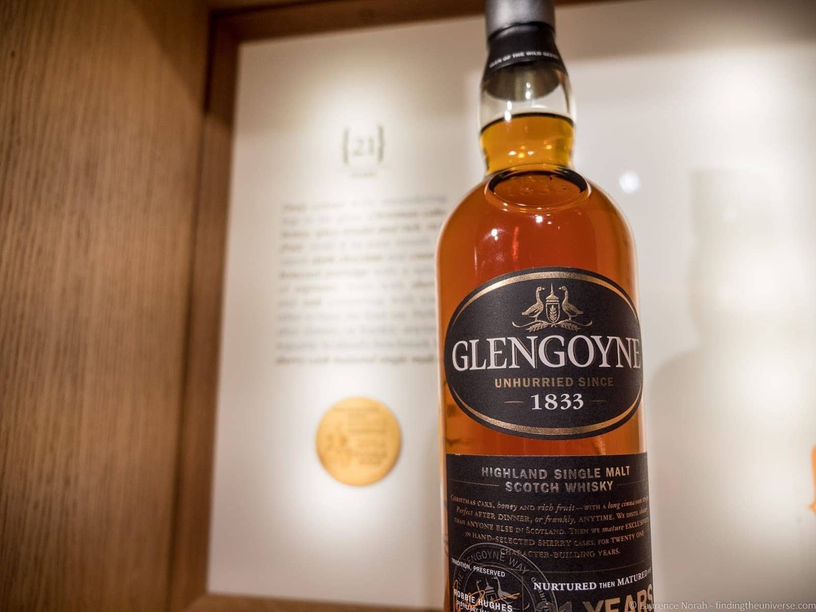 Glengoyne Distillery Tour