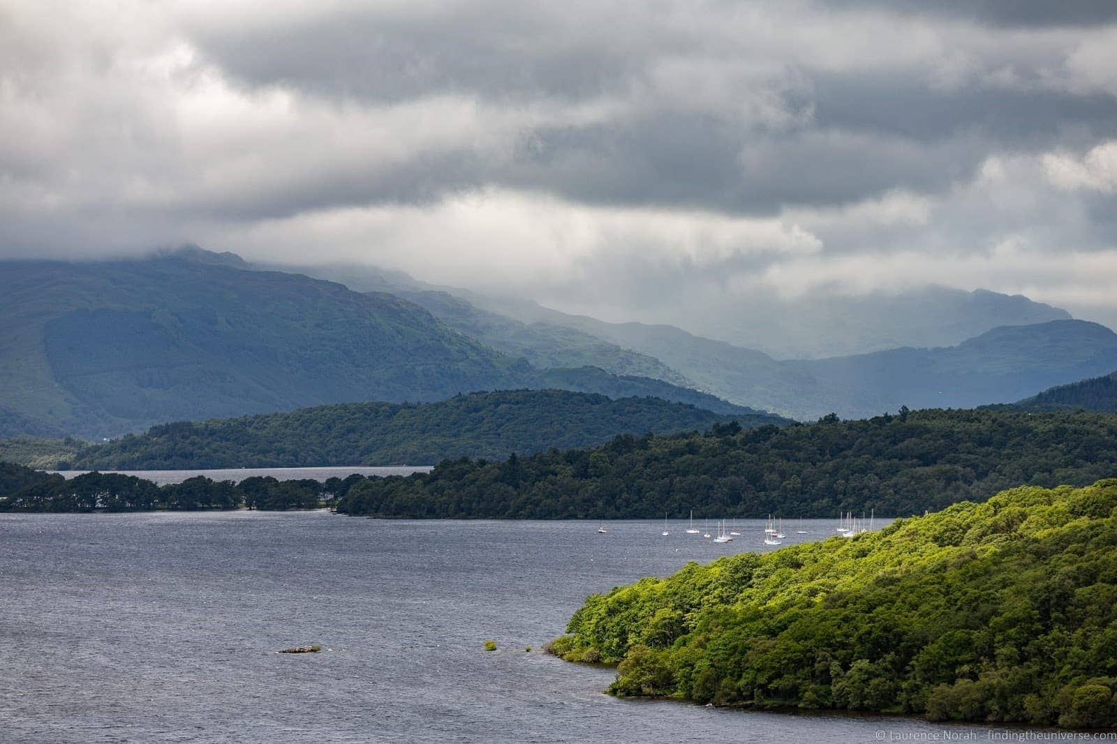 Loch Lomond Walk